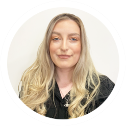 Nicole Parry – Accounts & HR manager